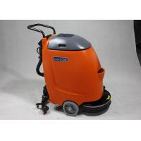 China Long Cleaning Radius Industrial Floor Cleaning Machines With 20M Power Wire wholesale