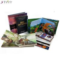 China OEM Paper Printing Services Full Color Lamination Board Binding Book For Children wholesale