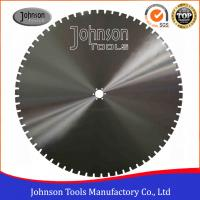 China OEM 1200mm Diamond Wall Saw Concrete Cutting Blades With Sharp Segments wholesale