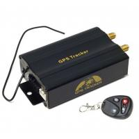 Quality Remote Control Mini Car Vehicle Realtime Tracker for GSM GPRS GPS System for sale