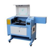 China Small  90W Wood Co2 Laser Cutting Machine with RuiDa Control System 500*400mm wholesale