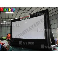 China Inflatable movie screen,movie screen,inflatable screen,movie projecter on sale