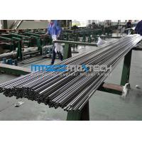 China Stainless Steel Instrumentation Tubing / Instrument Tubing EN 10216 ASTM A269 wholesale