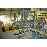 China 10-150 Tons/Day End Fire Regenerative Ceramic Frit Kiln For Sale wholesale