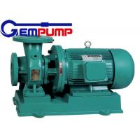 China ISW horizontal WRG hot water circulation pump 1.5~50m³/h Flow wholesale