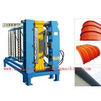China High Grade 45# Steel Arch Bending Machine , PVC Door and Window Making Machines wholesale