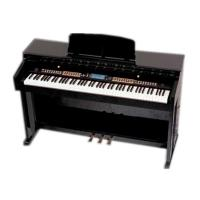 Quality Light Rosewood Multifunctional 88 Key Digital Piano With Large Screen Display for sale