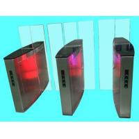 China Entrance Security Optical Turnstiles Gates Adjustable  wholesale