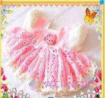 China Handcraft Chinese Crochet Baby Clothing wholesale