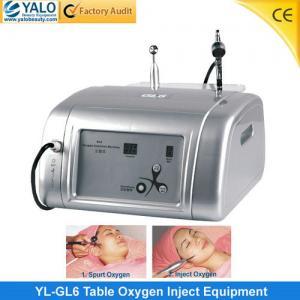 China Skin Care Oxygen Jet Peel Machine For Improve The Sensitive Skin GL6 wholesale