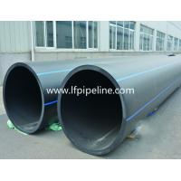 PE80 PE100 110mm Hdpe Pipe Pn16 For Water Supply Of Lfpipeline