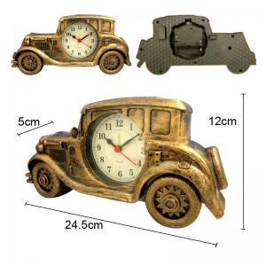 China Car Shape Digital Clocks For Room Decoration wholesale