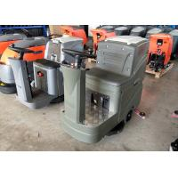 China 500w Industrial Floor Cleaning Machines Ride On Type Medium Size wholesale
