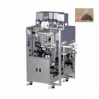 China YB-180CS small nylon tea bag packing machine with stainless steel on sale