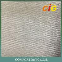 China Modern Velvet Upholstery Fabrics 100% Polyester Woven Linen Textile For Chairs on sale