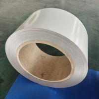 China Alloy Powder Coating Aluminum Gutter Coil Alkyd Resistant wholesale