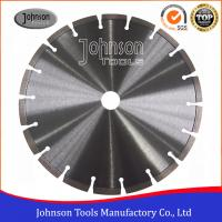 China Fast Cutting 250mm Diamond Circular Saw Blades Hand Tool Concrete Cutting Blade wholesale