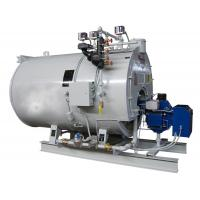 China Industrial 5 Ton Gas Fired Steam Boiler Efficiency , Thermal Oil Heating Boiler wholesale
