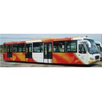 China Professional 51 Passenger Narrow Body Airport Apron Bus 10600mm×2700mm×3170mm wholesale