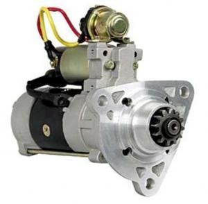 China 12V Starter Motor And Alternator , 11H 39MT Volvo Starter Motor 19011515 wholesale