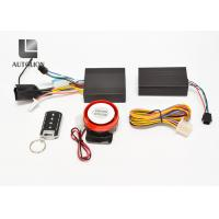 China Overspeed Alert Vehicle Gps Tracking System With Mute Arm , Remote Controller wholesale