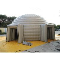 China Airtight Inflatable Medical Tent , Inflatable Tennis Tent 3 Years Warranty wholesale