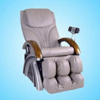 China Deluxe Massage Chair with PU, Genuine Leather Cover wholesale