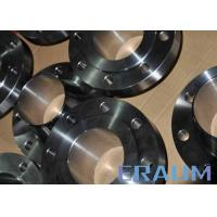 China Alloy 600 / N06600 Nickel Alloy Socket Welding Flange Seamless Type wholesale