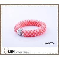 Quality Handmade Bracelet with coral for sale