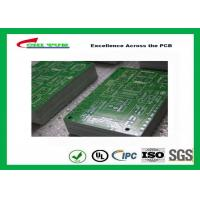 China Computer Quick Turn PCB Fabrication 0.35mm Min Hole Lead Free HASL wholesale