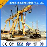 China Light duty Electric Hoist Single Girder Portable Gantry Crane wholesale