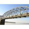 China Surface Galvanized Anticorrosive Steel Truss Bridge Modern Design Frame Structure wholesale
