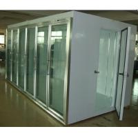 China Rapid Cooling Cold Storage Room For Frozen Food With Adjustable Temperature wholesale
