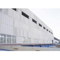China Concrete AAC Slab Panel Plant Lightweight Wall Panel Machine 380kw - 450kw Light weight and high strength wholesale