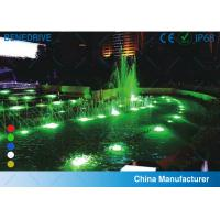 China Tempered / Toughened glass Alloy copper plating nickel connection joint Underwater Lighting wholesale