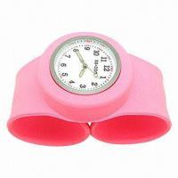 China silicone wristbands watch ,  silicone  watch wholesale