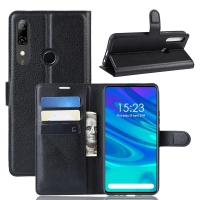 China Huawei Litchi Leather TPU Silicone Leather Flip Cases wholesale