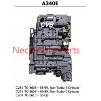 China Auto transmission A340E sdenoid valve body good quality used original parts wholesale