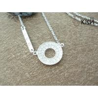 China Silver Necklace wholesale