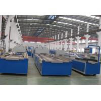 China High Capacity WPC Profile Extrusion Line Precision For Wall Siding Panel wholesale