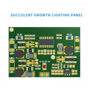 China USB Interface 3 Level 24V Grow Light PCB Circuit Board wholesale