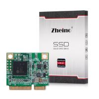 Capacity 128GB mSATA SSD Half Size Idle 0.3W Write 120MB / S With ECC Support
