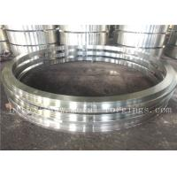 China DIN1.4923 Forged Steel Rings Turbine Guide Ring Forging Blanks Rough Machining wholesale