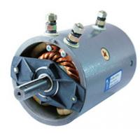 China W8941 12V DC Winch Motor , 1.5KW 2400RPM Hydraulic Winch Motor 6N.M Torque wholesale
