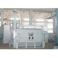 China Plastic Extrusion Screw Auto Blasting Machine 3 Phase 380V With Elevator on sale
