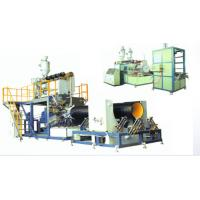 Quality PE Pipe Production Line 450Kgs / H Single Wall Layer Production Line for sale