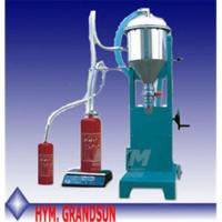 China Fire extinguisher Powder filling machine GFM16-1 on sale
