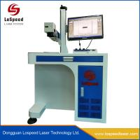 China 20W 30W 50W Laser Marking Machine Laser System for Shoes, Clothing, Packaging, Toys, Food wholesale