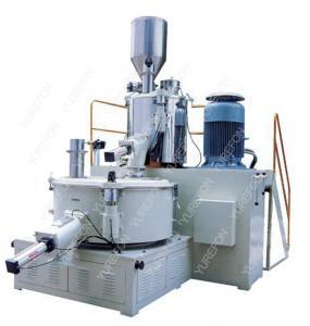 China 55 KW AC Motor PVC Plastic Mixture Machine 500 Kg / H With  Auto Feeding Dosing wholesale