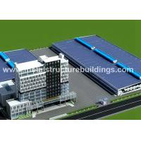 China Pre Fab Modern Steel Buildings wholesale